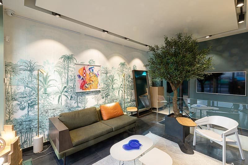 Inauguration of the Boulevard Saint-Germain boutique
