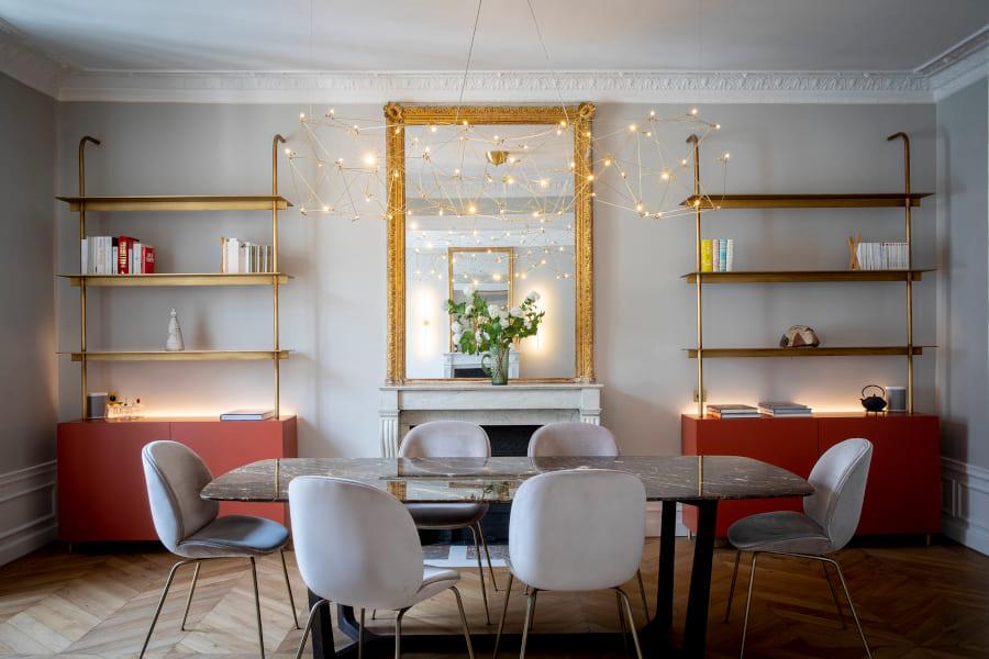 Projet light design pour Véronique Cotrel par Amocosy